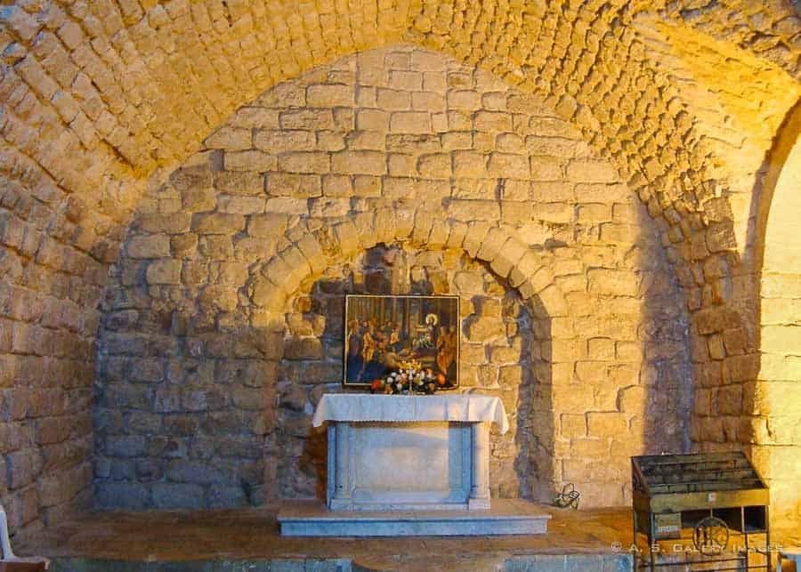 Synagogue Church in Nazareth