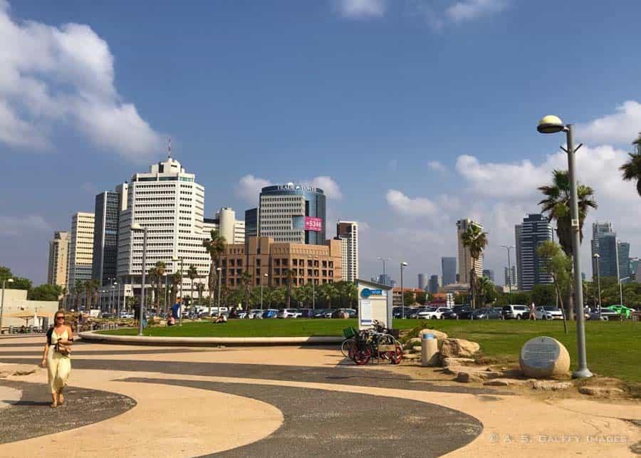 Tel Aviv, places to visit in Israel