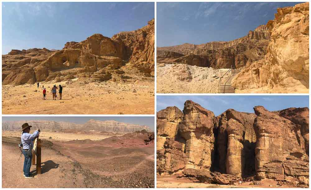 Timna Park, a great day trip from Tel Aviv