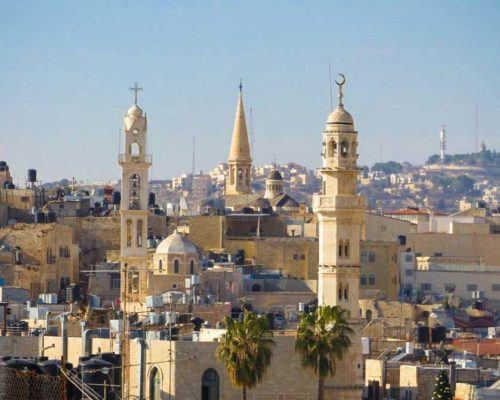 How to Take a Day Trip From Jerusalem to Bethlehem