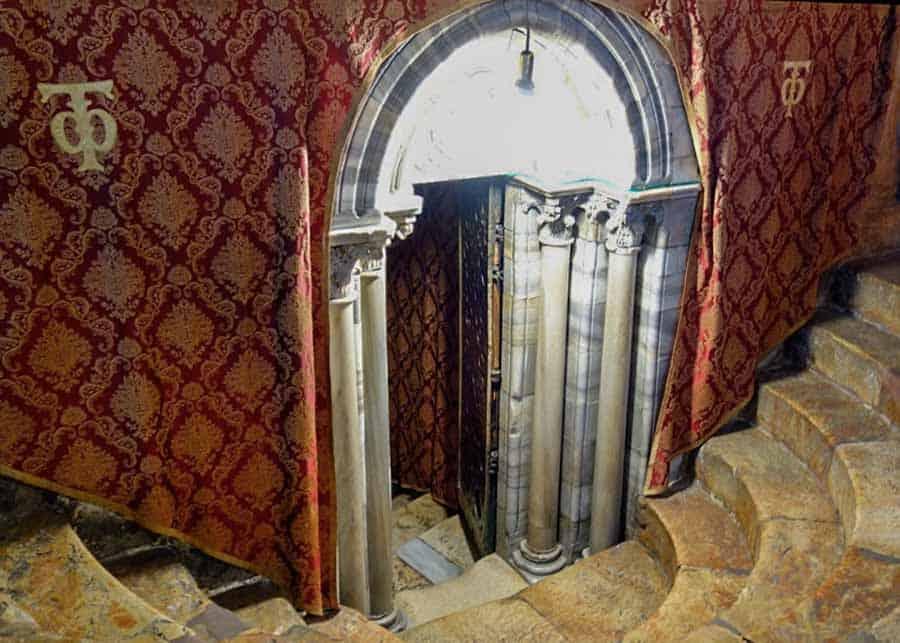 Bethlehem Grotto of the Nativity