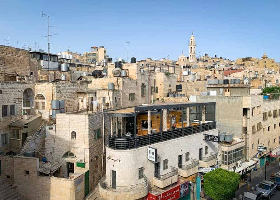 The city of Bethlehem