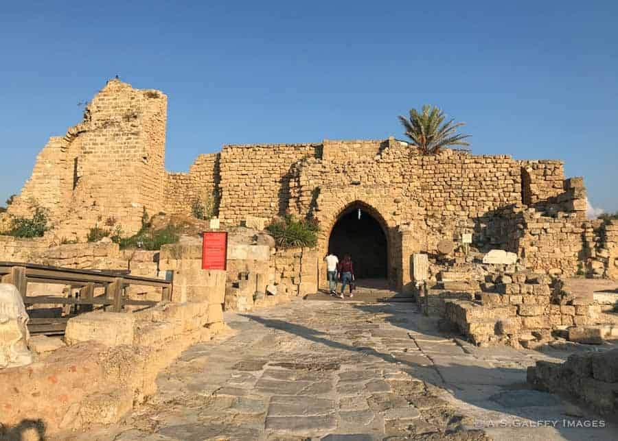 Day trip to Caesarea from Tel Aviv