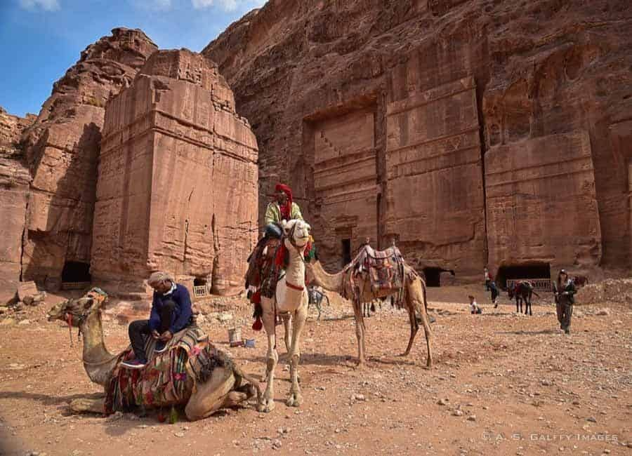 All You Need to Know Before You Visit the 'Lost' City of Petra, Jordan