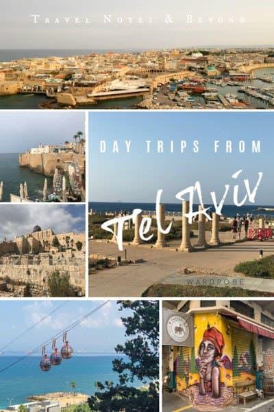 Day trips from Tel Aviv