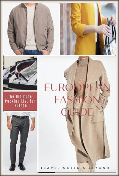European fashion